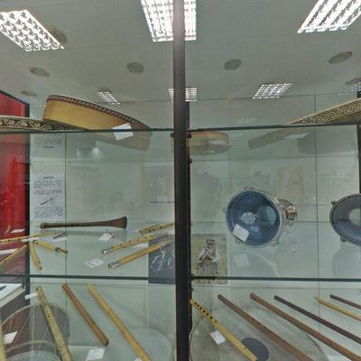 S.O.K.M. - Müzesi - Halk Çalgıları 2