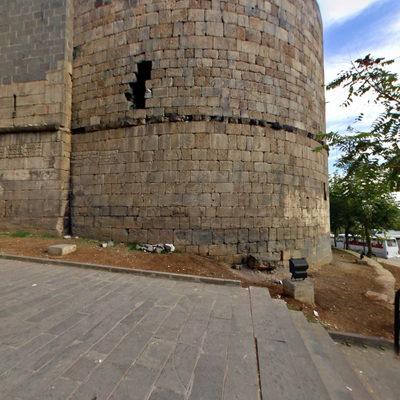 Diyarbakır Surları - Mardin Kapı 2