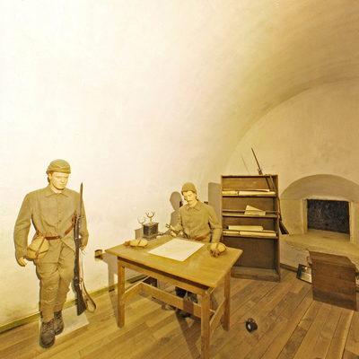 Namazgah Tabyası Müze 5