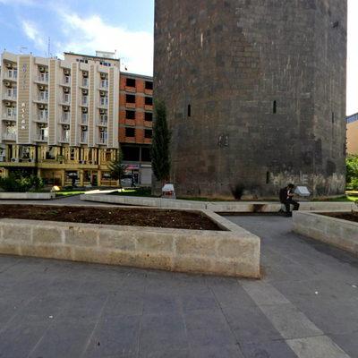 Diyarbakır Surları - Elazığ Kapı - Diğer