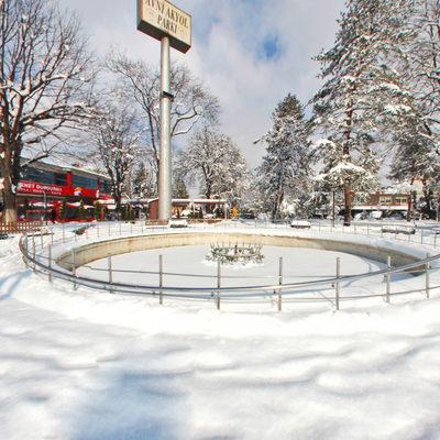 Düzce Kış Şehiriçi - Avni Akyol Parkı 1