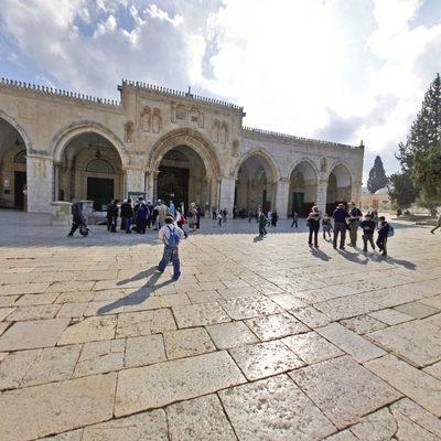 Marwan Mosque - Front