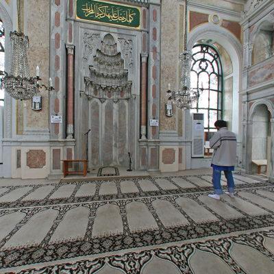 Ortaköy (Büyük Mecidiye)  Camii - Mihrap