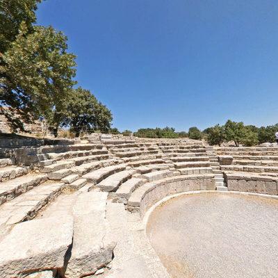 Troya Tarihi Milli Parkı - 5