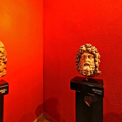 Antalya Müzesi - Başlar