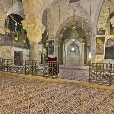 Kutsal Kabir Kilisesi - Pilato