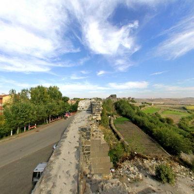 Diyarbakır Surları - Üsten Görünüm