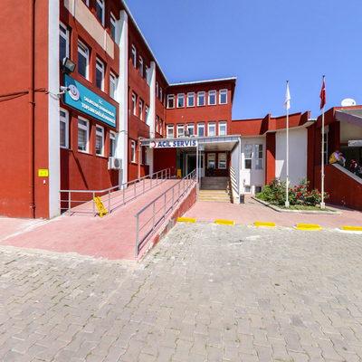 Salıpazarı - Hastane