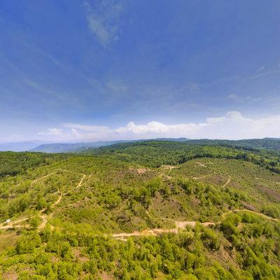 Kurtsuyu Köyü Dağlık Alanı