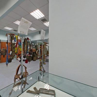 S.O.K.M. Müzesi - Hayvan Aletleri - Kapanlar