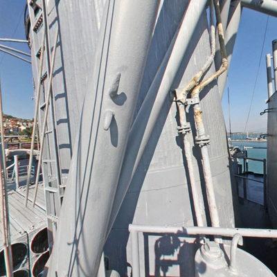 TCG Gayret Savaş Gemisi 3