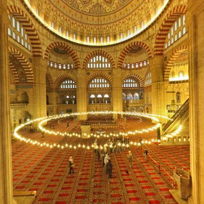 Selimiye Cami - Sağ