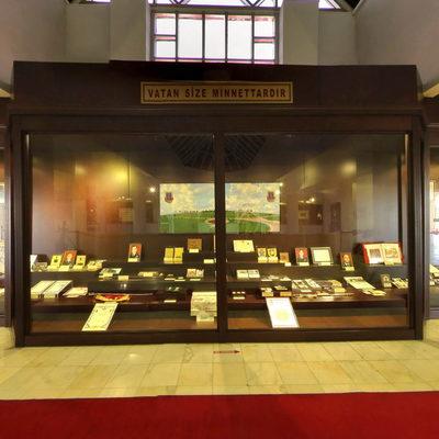 Jandarma Müzesi - Şehit Malzemeleri