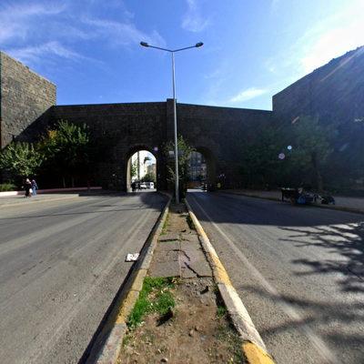 Diyarbakır Surları - Malatya Kapısı - Dış