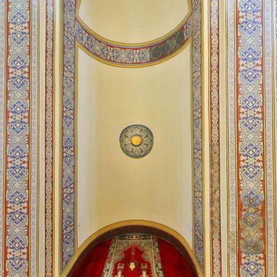 Büyükada Hamidiye Cami - Mihrab
