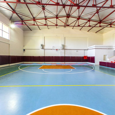 Salıpazarı - Kapalı Spor Salonu İç