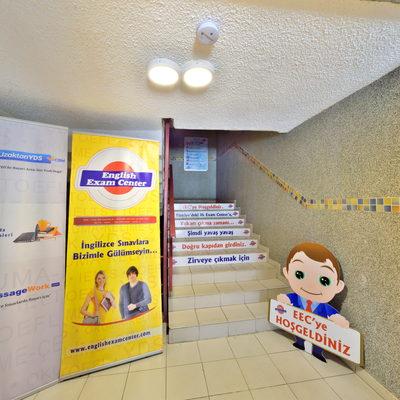 İngilizce Sınav Merkezi - Ankara - Danışma