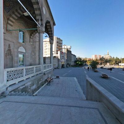 Kayseri -  Bürüngüz Camii 1