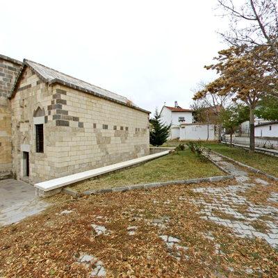 Çeşmeli Kilise - Arka Taraf