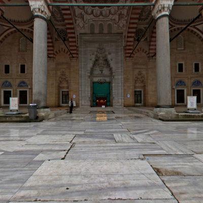 Selimiye Cami - Giriş