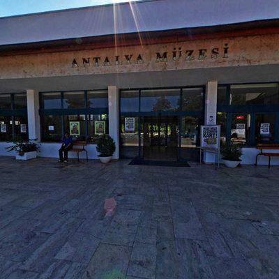 Antalya Müzesi - Giriş