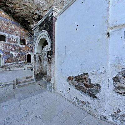 Sümela Manastırı 3