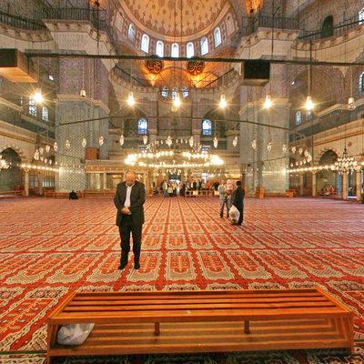 İstanbul Eminönü - Yeni Camii - Mihrap