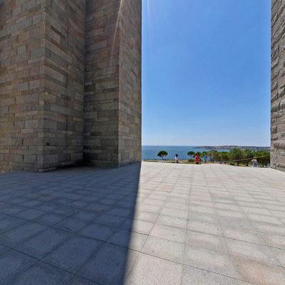 Çanakkale Mehmetçik Şehitler Abidesi 8