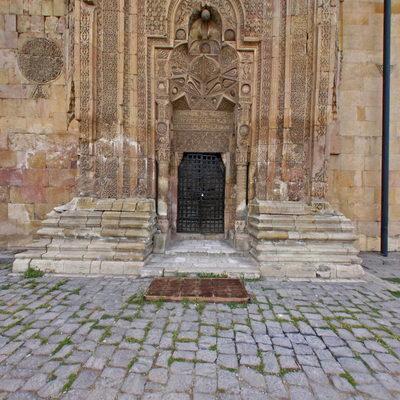 Sivas Divriği Ulu Cami - Kapı 3