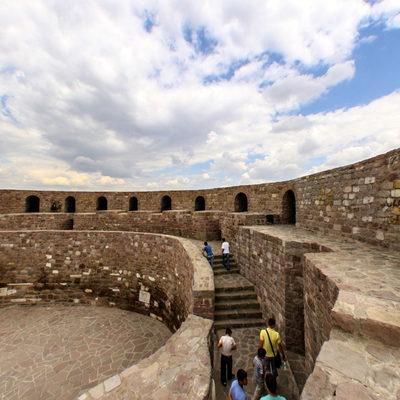 Ankara Kalesi - İç - Burç