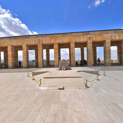 Inonu Mausoleum