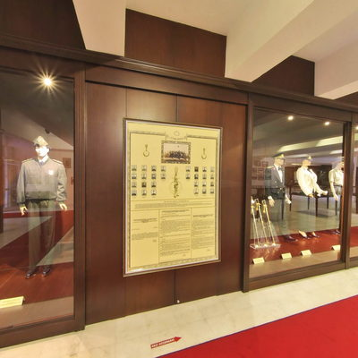 Jandarma Müzesi - Cumhuriyet Dönemi