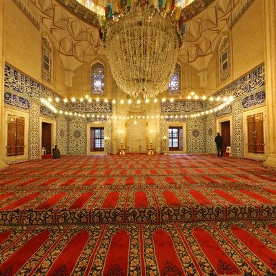 Selimiye Cami - Ön Cemaat Yeri