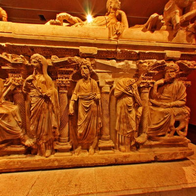 Antalya Müzesi - Lahitler