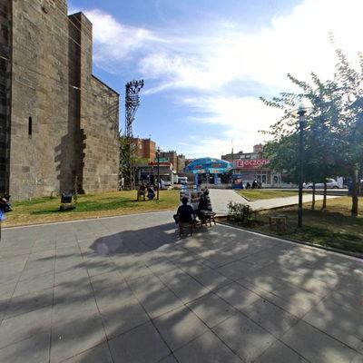 Diyarbakır Surları - Elazığ Kapısı İç