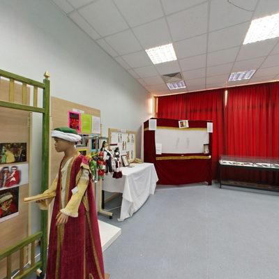 S.O.K.M. - Müzesi - Meddah 1