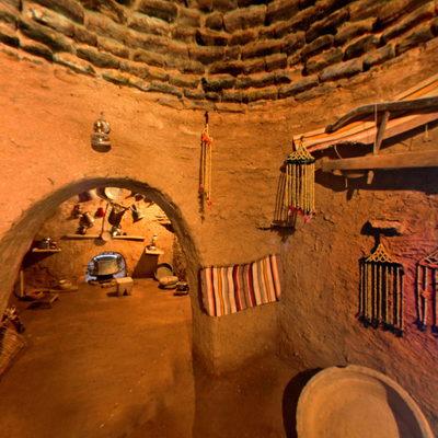 Şanlıurfa - Örnek Harran Evi 7