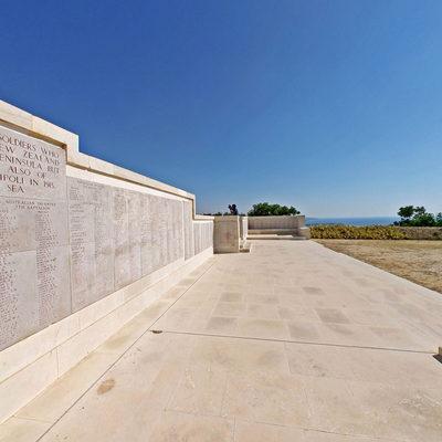 Lone Pine Mezarlığı ve Anıtı 4