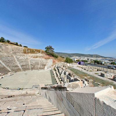 Bodrum - Ancient Theatre 2