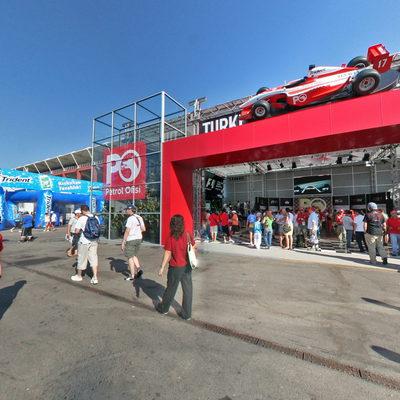 İstanbul Park Formula 1 - Teşhir