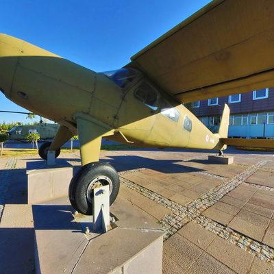 Jandarma Müzesi - Uçak
