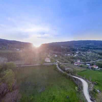 Derdin (Guma) Köyü - 360 Derece Havadan Sanal Turu