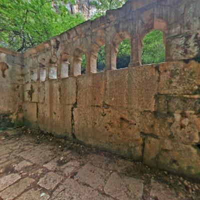 Cennet Çukuru - Meryem Ana Kilisesi
