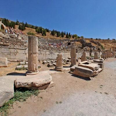 Efes - Yol 1