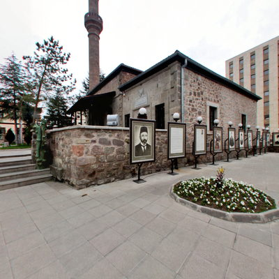 Mehmet Akif Kültür Evi - Sergi