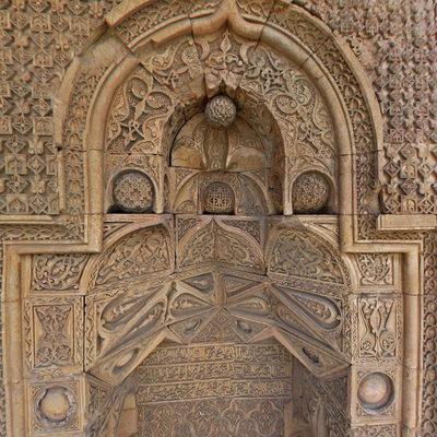 Divriği Ulu Camii - Kapı 2