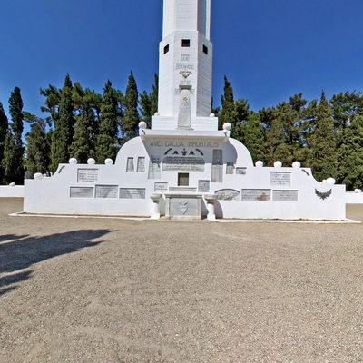 Seddülbahir Fransız Mezarlığı ve Anıtı 1