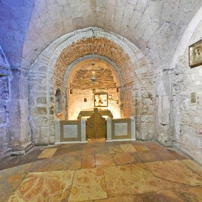 Kutsal Kabir Kilisesi - Kubbe