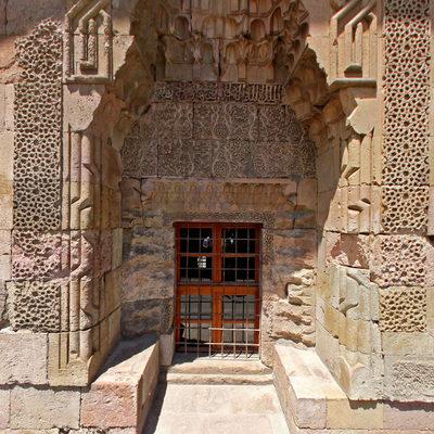 Sivas Divriği Ulu Cami - Kapı 1