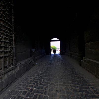 Diyarbakır Surları - Urfa Kapısı - Giriş